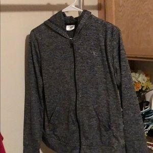 Athletic sweater